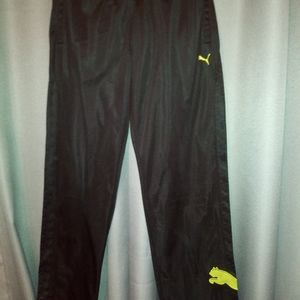 NWOT Puma Pants (Boy's Size L)